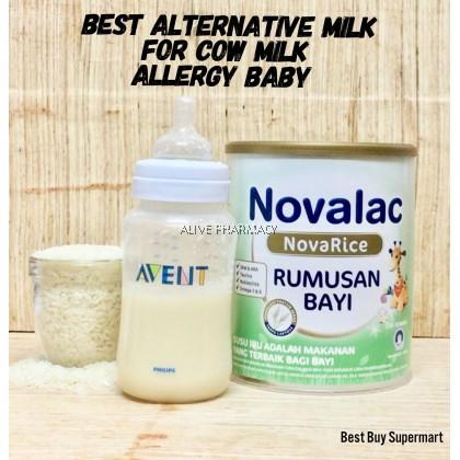 NOVALAC NOVARICE INFANT FORMULA 800G (0 - 12 months formula)