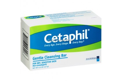 CETAPHIL GENTLE CLEANSING BAR 4.5OZ