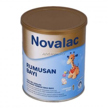 NOVALAC STEP 1 INFANT FORMULA (BLUE)