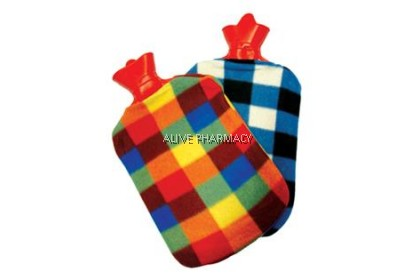 Hot Water Bag with Cover (2L) (Color May vary)