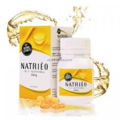 NATRIEO 50MG 60'S