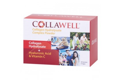 COLLAWELL 10G X 30'S